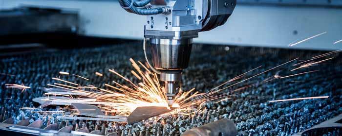 Řezání laserem na stroji Bystronic BySprint Fiber